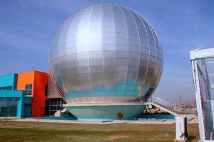 Eskişehir Sazova Parkı Bilim Müzesi