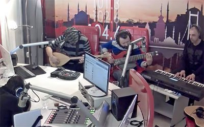 Radyo 7 Akustik (Vazgeçtim)